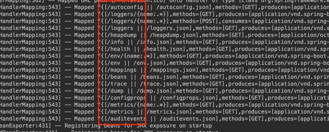 Spring Boot之程序性能监控
